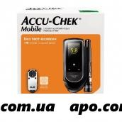 Глюкометр accu-chek mobile /набор/
