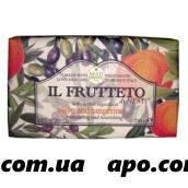 Nesti dante /нести данте мыло il frutteto олив масло/мандарин 250,0