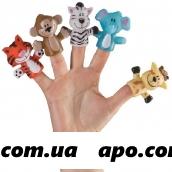 Хэппи бэби набор пвх-игрушек д/ванной fun amigos 6+