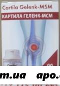 Картила геленк-мсм n90 табл