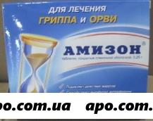 Амизон 0,25 n20 табл п/о