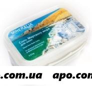 Mineralia соль мертвого моря д/ванн 3,0кг