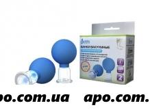 Банка вакуум полим-стекл бв-01-ап-2 терапевт n2