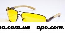 Очки поляр cafa france  мужск/желт линза/сf8229y