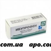 Ибупрофен 0,2 n20 табл п/о/биосинтез/