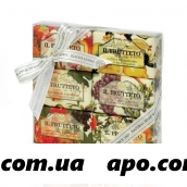 Nesti dante /нести данте мыло туалетное фрукт коллекция  6x150,0/набор/