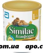 Симилак 1 комфорт смесь сухая д/детей 375,0