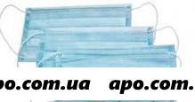 Маска медицинская трехслойная viva n50