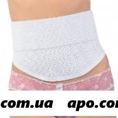 Бандаж дородовой стерильный белый /100-104/аист