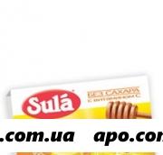 Леденцы sula б/сахара 18,0 /лимон/мед