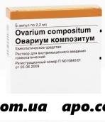 Овариум композитум 2,2мл n5 амп