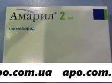 Амарил 0,002 n90 табл