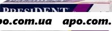 Президент бальзам д/десен эффект 30мл