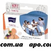 Пластырь матопат family n17