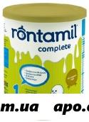 Ронтамил 1 complete смесь молочная сухая 400,0 /о-6мес