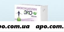 Амоксициллин 0,25 n20 табл /авва рус/