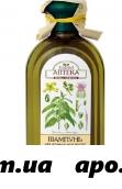 Зеленая аптека шампунь крапива/реп масло д/норм вол 350мл