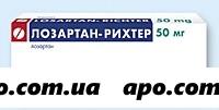 Лозартан-рихтер 0,05 n30 табл п/о
