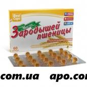 Масло зародышей пшеницы 0,3 n60 капс/реалкапс/