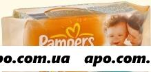 Памперс салфетки naturally cleаn детские n64