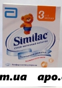 Симилак 3 смесь сух молочная д/дет 700,0