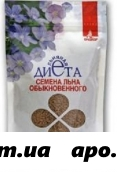 Льна обыкнов семена женское здоровье 180,0
