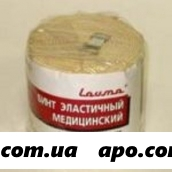 Бинт эластичный lauma 12смx1,5м