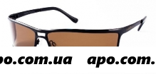 Очки поляр cafa france  мужск/коричн линза/с13198