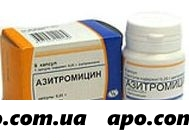 Азитромицин 0,25 n6 капс /семашко/