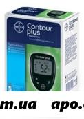 Контур плюс система д/измерения уровня глюкозы в крови
