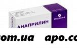 Анаприлин 0,04 n50 табл инд/уп/медисорб/