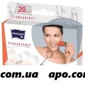 Пластырь матопат transparent n20
