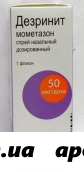 Дезринит 50мкг/доза 140 доз спрей наз дозир