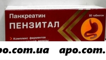Пензитал n80 табл п/кишеч/раств/оболоч