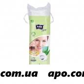 Белла cotton подушечки ватные /алоэ/ n100