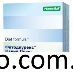 Диет формула фитодиурекс калий