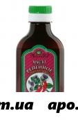 Репейное масло с красным перцем 100мл /мирролла/