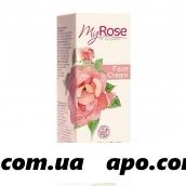 My rose of bulgaria крем д/лица дневной увл 50мл