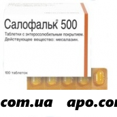 Салофальк 0,5 n50 табл п/о