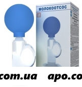 Молокоотсос ручной мон-ап/пласт колба/альпина пласт