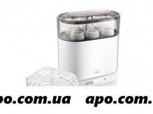 Авент стерилизат электрический 4в1 /б/наполнен арт. 81066 scf286/03