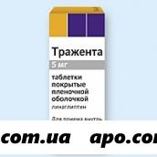 Тражента 0,005 n30 табл п/плен/оболоч