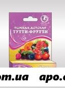 Детская аптека помада тутти-фрутти 4,1