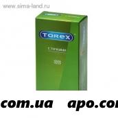 Презерватив torex с точками n12