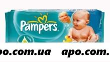 Памперс салфетки baby fresh дет n64 /смен блок/