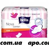 Белла nova komfort прокладки впит air softiplait n10
