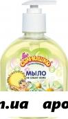 Мое солнышко мыло жидкое с ромашкой 300мл/дозат/