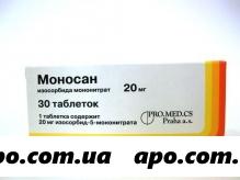 Моносан 0,02 n30 табл