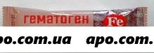 Гематоген 30,0 плитка /руссаль/