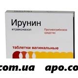 Ирунин 0,2 n10 табл ваг
